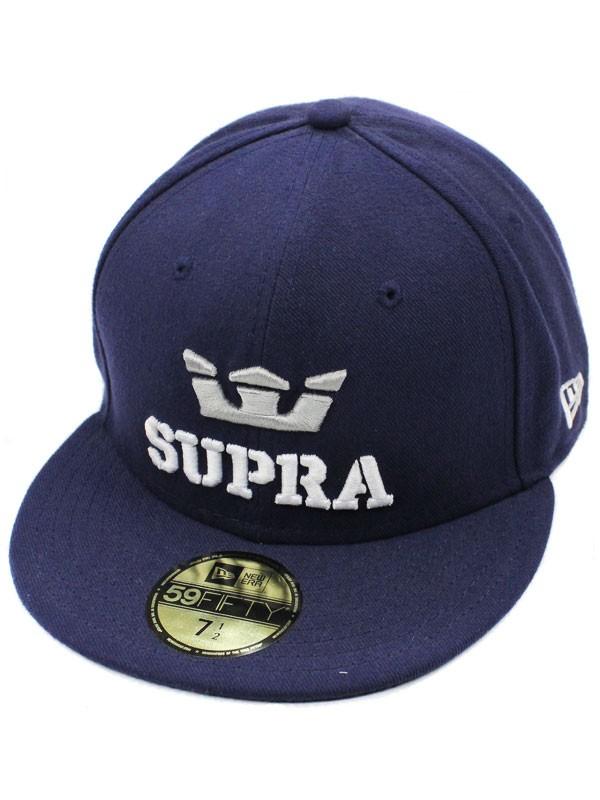 Gorra Supra Above New Era Navy  d2d96d5edd9