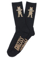 Calcetas Grizzly Og Bear Black