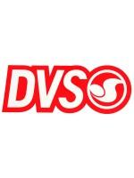 Calcomanía Dvs Logo Rojo 18x7.2cm