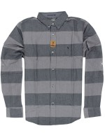 Camisa Fourstar Koston M/L Charcoal