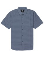 Camisa Fourstar Pencil Stripe Indigo