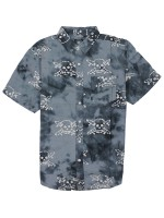 Camisa Fourstar Pirate Batik Charcoal
