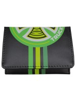 Cartera Independent Stripes Tri-Fold Negro