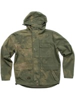 Chamarra Grizzly Forester Dyed Olive Camo