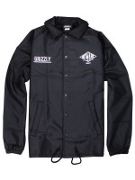 Chamarra Grizzly Pyramid Coaches Black