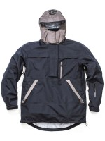 Chamarra Grizzly Wildlife Waterproof Black