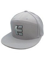 Gorra Etnies Plax Outline Grey Black