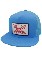 Gorra Fourstar Pirate Patch Royal