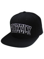 Gorra Grizzly Top Team Snapback Black