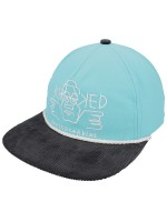Gorra Krooked Arketype Teal Black