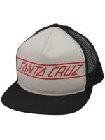 Gorra Santa Cruz Spinner Blanco