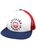 Gorra Spitfire Classic Bighead White Navy Red