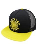Gorra Spitfire Og Classic Black Yellow