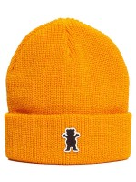 Gorro Grizzly Og Bear Patch Fold Gold