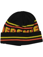 Gorro Independent Sign Long Shoreman Negro Naranja