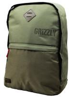 Mochila Grizzly Day Trail Miliatry Green