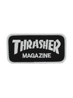Parche Thrasher Mag Logo Black