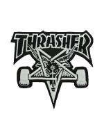 Parche Thrasher Skategoat Black