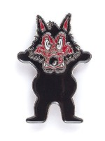 Pin Grizzly Wolfpack
