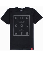 Playera Chocolate Csc LA Premium Black