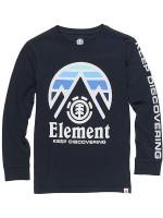 Playera Element Tri Tip M/L Flint Black
