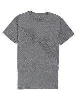 Playera Fourstar Risk It Triblend Athletic Heather