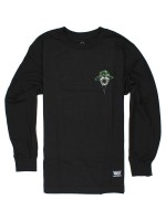 Playera Grizzly Boonies M/L Black