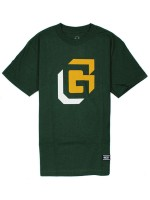 Playera Grizzly Dimensional Forest Green