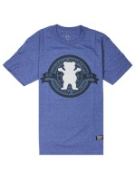 Playera Grizzly Hallmark Navy Heather