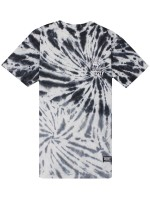 Playera Grizzly High Winds Grey Tie Dye
