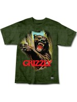 Playera Grizzly Hunting Season Forrest Tie Dye