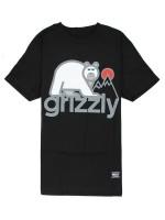 Playera Grizzly Mount Fuji Black