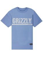 Playera Grizzly OG Stamp Powder Blue