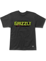 Playera Grizzly X Hulk Brick Black
