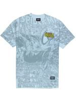 Playera Grizzly X Spider-Man Knit White