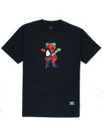 Playera Grizzly X Spider-Man Og Bear Black