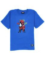 Playera Grizzly X Spider-Man Og Bear Royal Niño