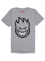 Playera Spitfire Bighead Fill Athletic Black