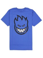 Playera Spitfire Bighead Fill Royal Black