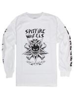 Playera Spitfire Venice Style M/L White Black