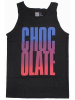 Playera Tank Chocolate Big Chocolate Black
