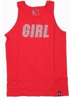 Playera Tank Girl Spirit Red
