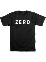 Playera Zero Army Black