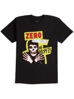 Playera Zero X Misfits Zero Business Black