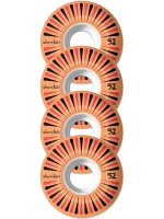 Ruedas Chocolate Sprite Orange 99D 52mm
