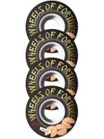 Ruedas Chocolate Wheels Of Fourtune Black 99D 54mm