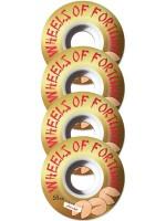 Ruedas Chocolate Wheels Of Fourtune Gold 99D 53mm