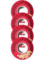 Ruedas Chocolate Wheels Of Fourtune Red 99D 51mm