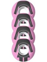 Ruedas Girl Torso Black Pink 99D 53mm