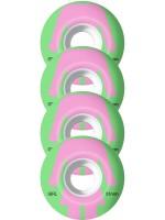 Ruedas Girl Torso Pink Green 99D 51mm